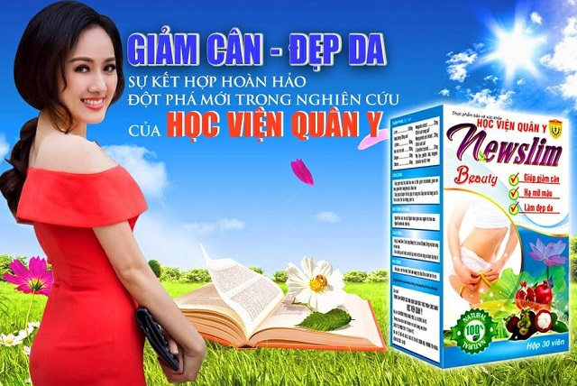 thuoc giam can newslim beauty