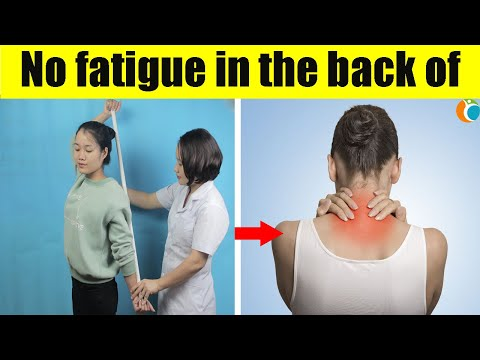 Get rid of shoulder pain – neck pain with this simple exercise | Bài tập chữa mỏi vai gáy tại nhà – tribenh.net